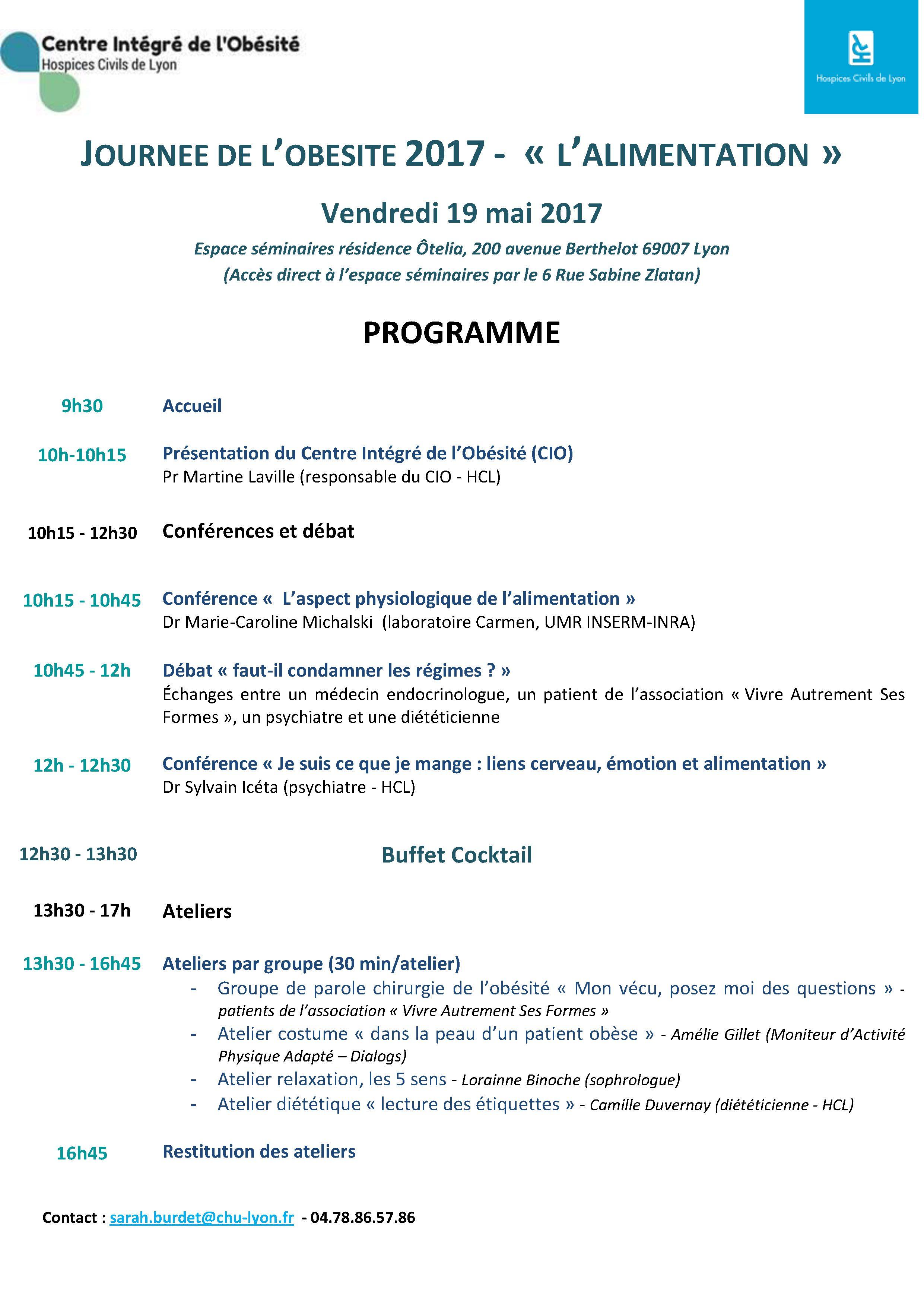 Programme Journée obésité 2017_1